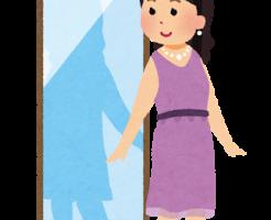 理想的なサイズの女性ーイメージ