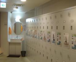 LAVA新宿東口店-ロッカールーム-写真
