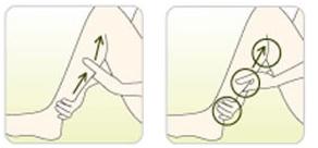 美脚自慢の効果的な使い方-イメージ
