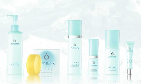 アクポレス-スキンケア化粧品-イメージ