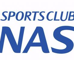 スポーツクラブNAS-ロゴ画像